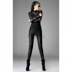 Minifalda Gótica