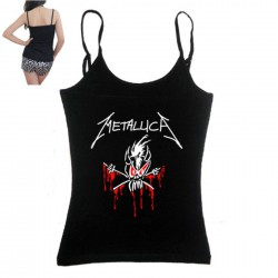 Camiseta tirantes Metallica