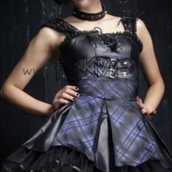 Vestido Gótico Lolita corto