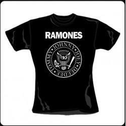 Camiseta mujer Ramones