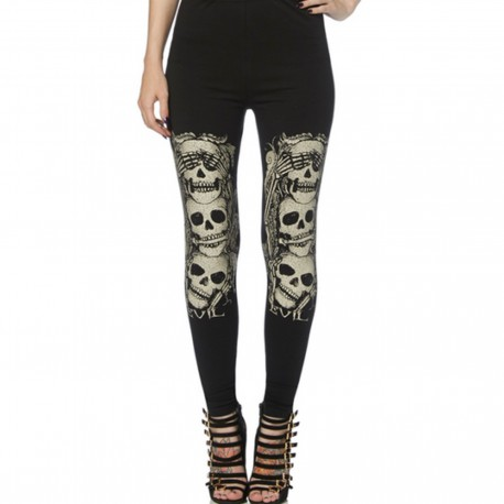 Leggings Evil