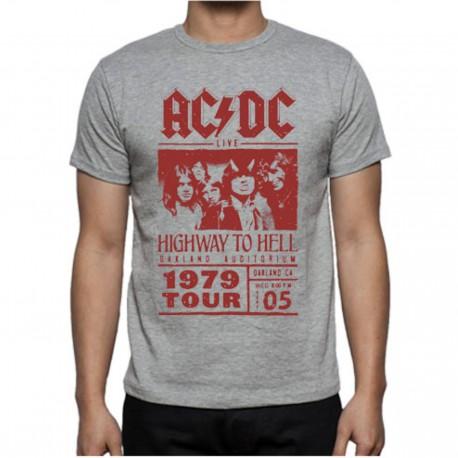 Camiseta AC/DC tour