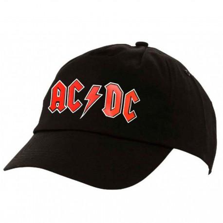 Gorra AC-DC