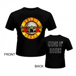 Camiseta Guns and Roses
