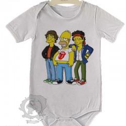 Body blanco Homer Rolling