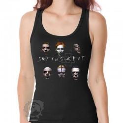 Camiseta tirantes Pearl Jam
