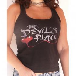 Camiseta tirantes The Devil´s Place
