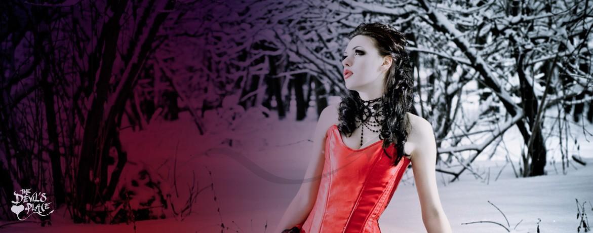 ropa gótica y ropa rockera